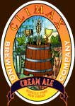 Cream Ale Label