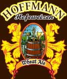 Hefeweizen Wheat Ale Label